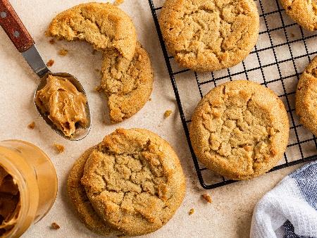 Домашни сладки с фъстъчено масло - снимка на рецептата